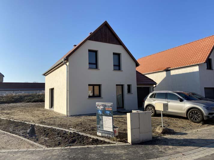 Maisons à Rhinau