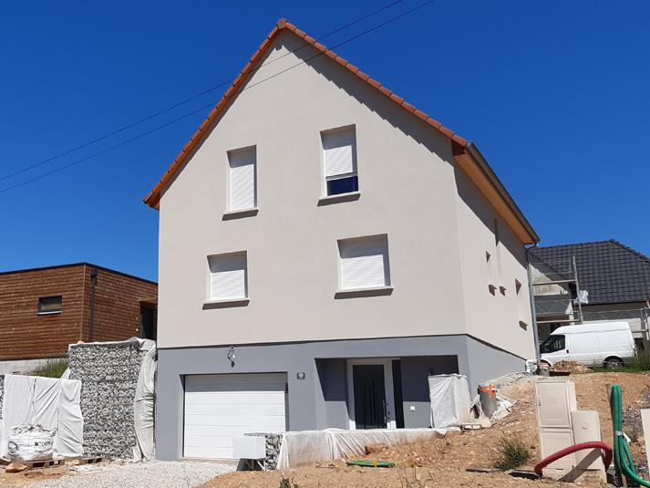 Maisons à Urmatt