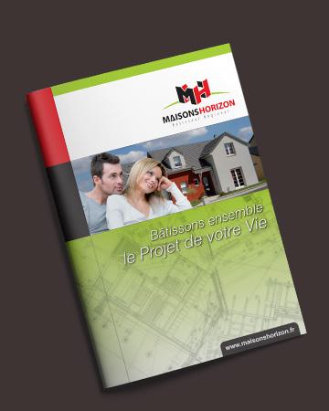 Téléchargez le catalogue Maisons Horizon gratuitement