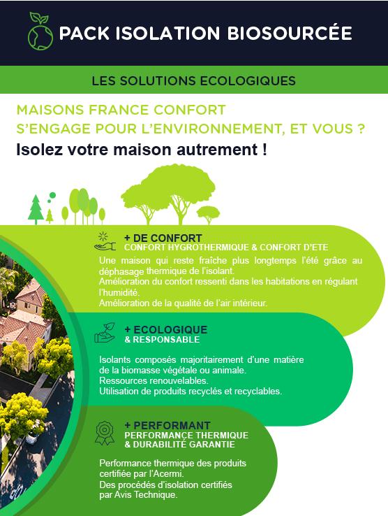 Maisons France Confort s'engage pour l'environnement, et vous ?