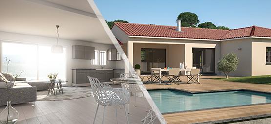 Constructeur de maisons dans le Cantal - Maisons Partout