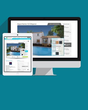 Configurez votre plan de maisons