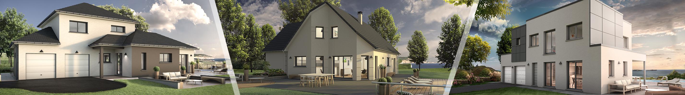 Découvrez les modèles de maisons Maisons Extraco