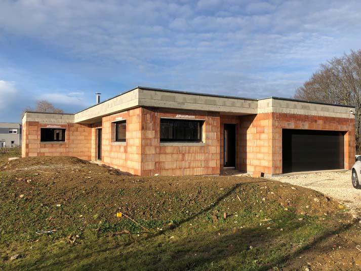 Maisons à Audincourt