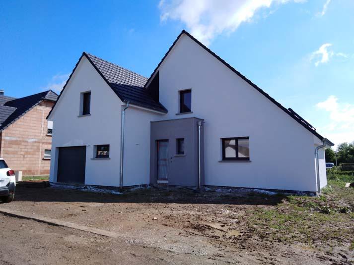 Maison à Innenheim
