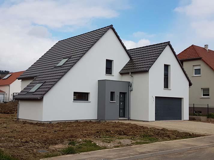Maison à Marlenheim