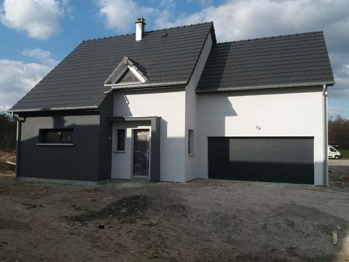 Maisons à Oberhoffen-sur-Moder