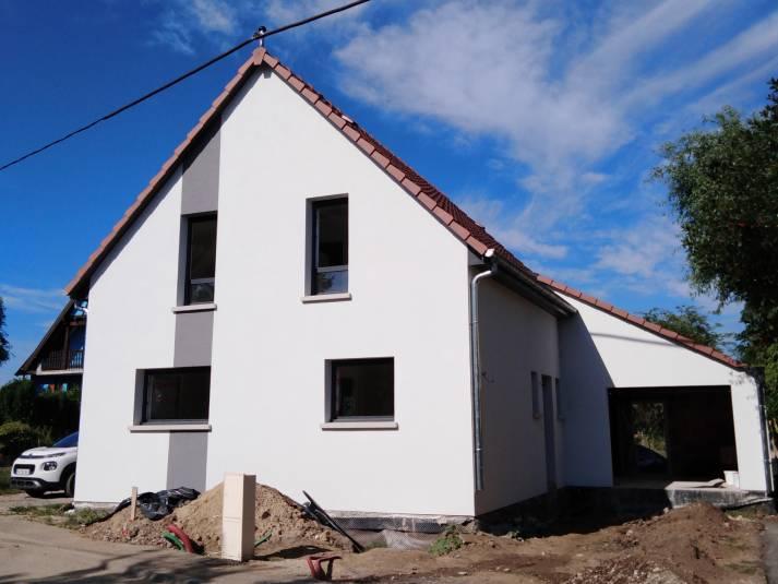 Maison à Zellwiller