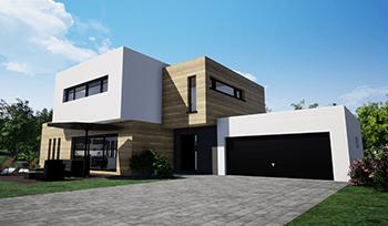 Découvrez nos maisons à toit plat