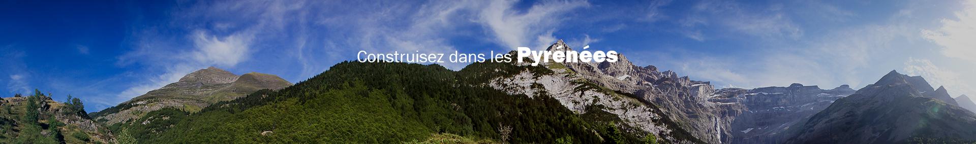 Construisez dans les Pyrénées avec Maisons Bruno Petit