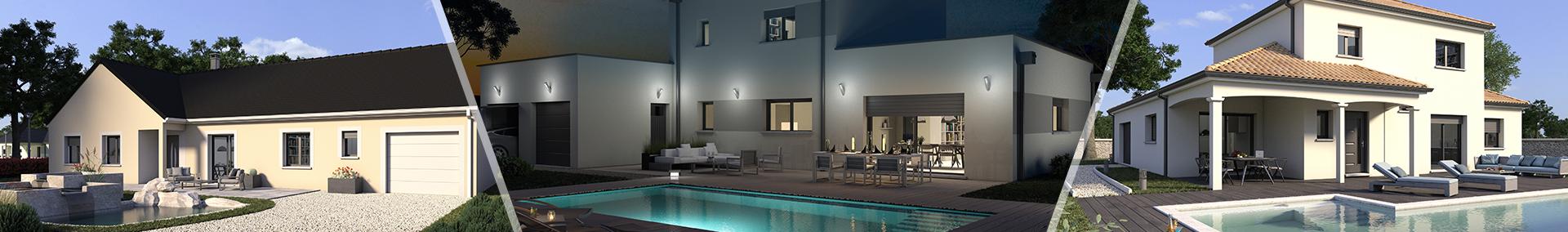 Réalisez votre projet de construction avec Maisons Bruno Petit